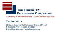 Tax (CA/CPA) Accounting