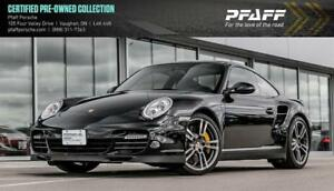 2012 Porsche 911 Turbo S Coupe PDK