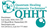 Free Quantum Healing Hypnosis Technique (QHHT) Session