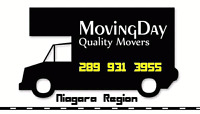 Moving Day Quality Movers