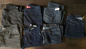 7 pairs of Jeans - size 11/12