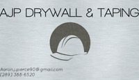 AJP DRYWALL & TAPING