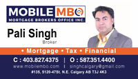 Mortgage - Taxes - Financial Planners !!!