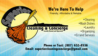 Personal Cleaning Services