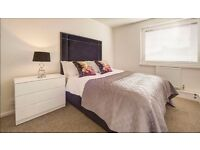 Stylish 1 Bedroom flat with underground parking, lift, in Luke House Abbey Orchard Street London R02