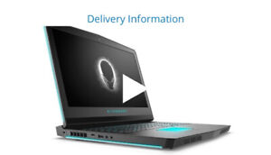 Brand new sealed Alienware laptop 17 R5 retails over $3500