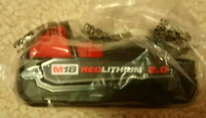 Milwaukee M18 Lithium-Ion 2.0Ah Compact Battery Pack