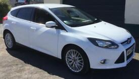 Ford Focus 1.0 SCTi ( 125ps ) EcoBoost 2013MY Zetec