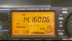 ICOM 703plus