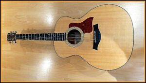 Taylor 114e Grand Auditorium acoustic-electric guitar (Used)