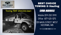 Best Choice Towing