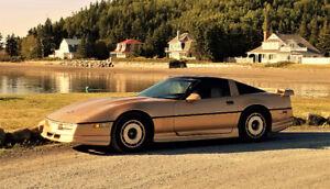Corvette Targa C4 1984