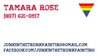 Tamara Rose - Professional Painter