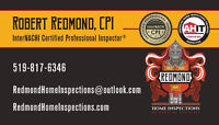 Redmond Home Inspections-Certified Professional Inspector