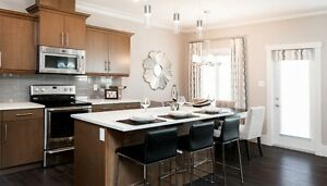 Executive townhomes for quick possession #Cameron Heights