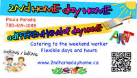 Day Home In Lake Summerside. Available Weekday/Ends/Evenings