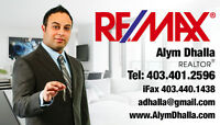 Alym Dhalla- Realtor at Re/Max Complete Realty