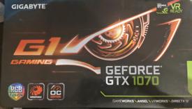 GIGABYTE GEFORCE GTX 1070 (OC edition)