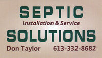 Septic Installation and Service Solutions