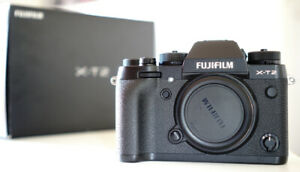 Fuji X-T2 Fujifilm fujinon , New Nov2018 Mint, extended warranty