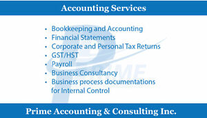 Cost- Effective Tax filing, Bookkeeping and Accounting Services