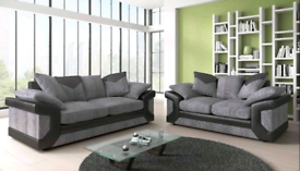 🥳Brand new Dino Sofa 3+2 Sofa set or Corner suite 😎👌
