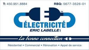 Vente de matériaux électrique neuf ou usagés