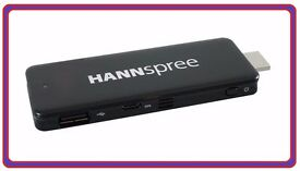 New Hannspree Windows 8.1 Micro PC Stick Quad Core 1.83GHz 2GB Ram 32GB Built-in Wifi Bluetooth