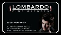 Barber or Stylist Trained in Men's Haircutting
