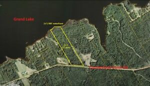 Cumberland Point Rd., Cumberland Bay (Waterfront) - NEW PRICE!