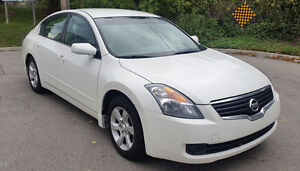 2009 Nissan Altima 2.5 S Certified and E-tested