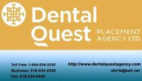 DENTAL STAFFING FOR C.D.A LEVEL 11 OR NEW GRADS