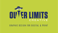 Kamloops Graphic Design Studio - Outer Limits Creative