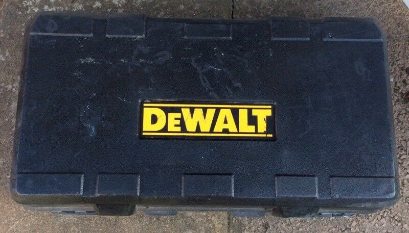 DEWALT MULTI STORAGE TOOL EMPTY BIG CASE FOR SALE