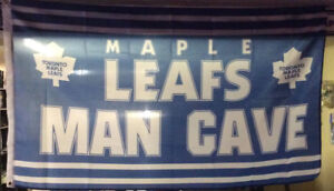 Brand New Toronto Maple Leaf Flags