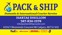 Cheapest Courier Service in EDM for Domestic & International