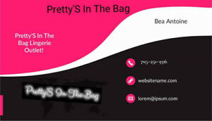 Pretty'S In The Bag Lingerie Outlet