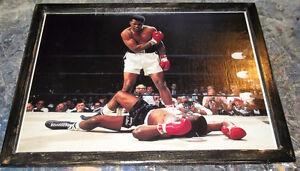 Classic Boxing pics - Mohammad Ali, Liston, Chuvalo,Frazer