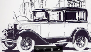 FORD 1930-1931