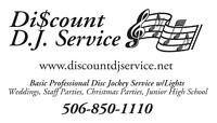Discount DJ Service Disc Jockey for all events