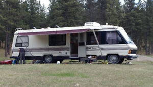 1989' 32 ft Class A Triple E Motorhome sale or trade