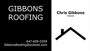 GIBBONS ROOFING 647-609-0359 Peterborough Peterborough Area image 3