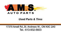 Vehicle Dismantlers Required