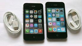 iPhone 4s UNLOCKED, O2, Vodafone & EE network