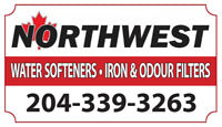 PERSON TO SERVICE WATER SOFTENERS IN THE HOME