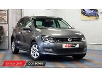 2014 63 VOLKSWAGEN POLO 1.2 MATCH EDITION 5D 69 BHP