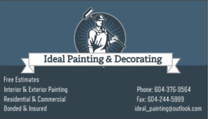 Ideal Painting & Decorating