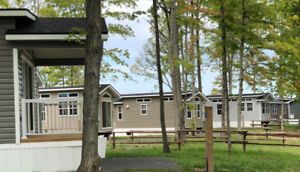 Move-In Ready Recreational Cottages -  Extended Season!