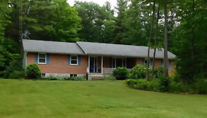 $249000 - 3+1 Bedroom Home on 2.3 Acre Lot