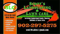 Scott's Landscaping and Lawn Care